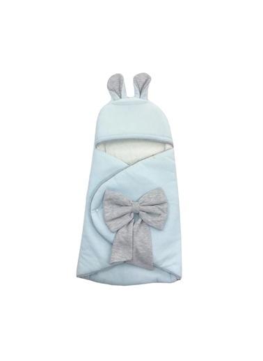 Bebesel Bebesel Bow Bebek Kundagı 1003 Mavi